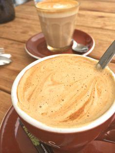 Quality coffee found at Bib and Tucker, Perth