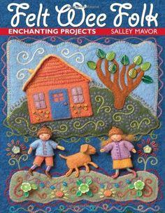Felt Wee Folk: Enchanting Projects von Salley Mavor https://www.amazon.de/dp/1571201939/ref=cm_sw_r_pi_dp_e.qNxbDFWYQTG
