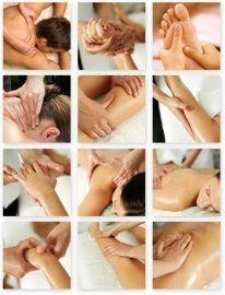 Massagem relaxante para mulheres  em domicílio