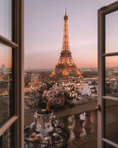 Paris is actually the most beautiful at dusk - view of the Eiffel . - Paris is actually the most beautiful at dusk – view of the Eiffel …, - City Aesthetic, Travel Aesthetic, Aesthetic Vintage, Aesthetic Photo, Aesthetic Pictures, Photo Wall Collage, Picture Wall, Picture Ideas, Beautiful Places To Travel