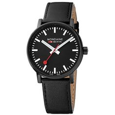 Buy Mondaine Watches online from Wave Jewellery, authorised retailers and stockists of the finest designer watches and contemporary jewellery. Casio Edifice, Hamilton Khaki Field Automatic, Swiss Railways, Hand Watch, Dragon Pendant, Bracelet Cuir, Unisex, Watch Sale, Watches For Men