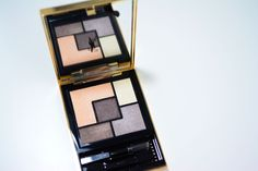 First Look: Yves Saint Laurent Couture Palette #4 Saharienne