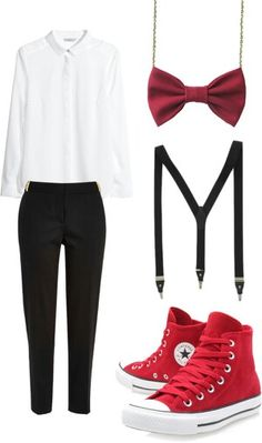 EXO- Christmas Day inspired outfit