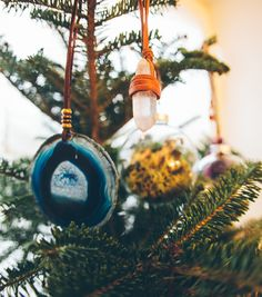 SoulMakes The Blog: DIY Holiday Ornaments