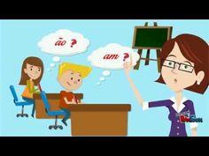 (3) Uso de -ão ou -am no final das palavras - YouTube Decimal, Portugal, Portuguese Language, Family Guy, Youtube, Fictional Characters, Finals, Words, School