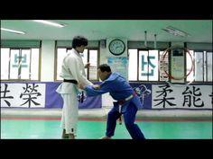 Seoi Nage and Ko Uchi Gari Combination by Korean Dan (HD) Judo, Tang Soo Do, Marshal Arts, Ju Jitsu, Best Cardio Workout, Aikido, Self Defense, Kung Fu, Karate
