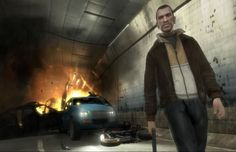 Grand Theft Auto IV (2008) Niko Bellic comes to America after serving in a war in Eastern Europe, haunted by a traitor in his small army unit. After Niko narrowly escapes the anger from his boss when a smuggling run goes bad, he decides to set up shop in the USA to find the traitor from his unit and pursue the American Dream, while taking revenge in the process.