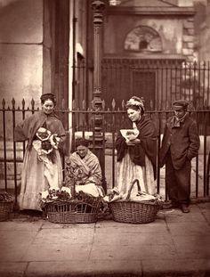 Covent Garden Flower Women