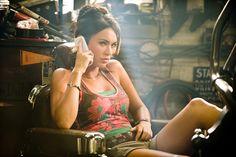 "Megan Fox in     "" Transformers : Revenge of The Fallen ""   (2009)"