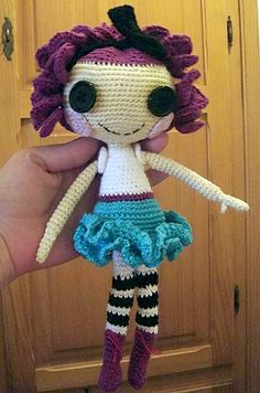 Lalaloopsy like Doll by heklk