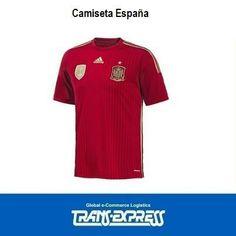 A un día de que comience el mundial, adquiere la camiseta de España.  http://amzn.com/B00GGOB8E6