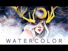 How to Use Watercolor - Introduction Tutorial - YouTube