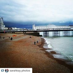 #Repost @sarahkay.photos with @repostapp To get featuredtag your post with #talestreet You can't visit England without a stop to Brighton Pier! Beach arcade rides food gigantic seagulls.... Enough said really! #brighton #brightonpier #brightonengland #oceanview #travel #lovetravel #photographylovers #photographyislife #TravelAwesome #travelblogger #travelphotography #traveladventures #seetheworld #traveldiaries #twitter  #travelbug #travelgram #explore #aroundtheworld #beachphotography…