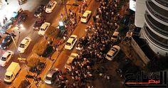 """مسيرة حاشدة تخرج من مصطفى محمود إلى التحرير تأييدا لـ""""السيسى"""""""