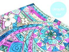 #doodle pastel# http://lesantoniesblog.blogspot.com.es
