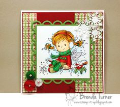 Holly by Stamp-it-up - Cards and Paper Crafts at Splitcoaststampers
