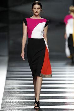 Madrid Fashion Week Juanjo Oliva Primavera-Verano 2015   telva.com
