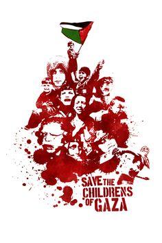 Save GAZA For PALESTINE