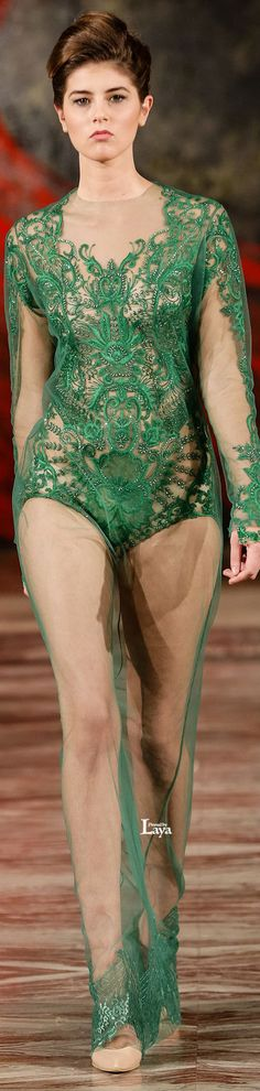 TOUFIC HATAB S/S 2015 Couture