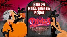 WWE:buon Halloween con le divas di oggi e di ieri