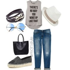 Untitled #193 by mayelin-decire-rodriguez on Polyvore featuring polyvore, fashion, style, INC International Concepts, Rebecca Minkoff, River Island, Salvatore Ferragamo and Oasis