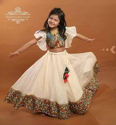 Trendy hair styles indian dresses Source by Dresses Kids Indian Wear, Kids Ethnic Wear, Little Girl Dresses, Girls Dresses, Indian Dresses For Girls, Kids Frocks Design, Kids Lehanga Design, Baby Frocks Designs, Kids Lehenga Choli