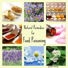 Natural Remedies for Food Poisoning.