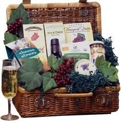 Love the picnic basket idea.