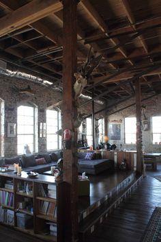 Design Star Antonio Ballatore's Downtown Loft