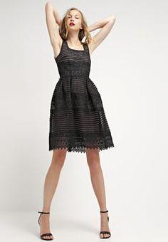 Der Eye-Catcher für Tag und Nacht. Topshop Cocktailkleid / festliches Kleid - black für 129,95 € (08.06.16) versandkostenfrei bei Zalando bestellen.