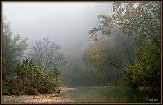Buffalo River in Arkansas