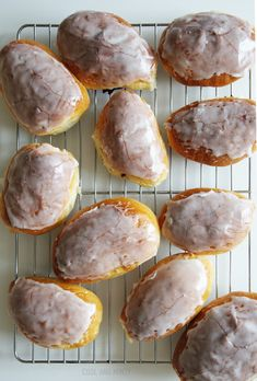 Paczki Donuts, Muffin, Food And Drink, Tasty, Sweets, Bread, Cookies, Baking, Breakfast
