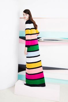sonia by sonia rykiel resort. This quirky product shot is so good!