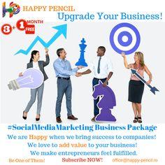 Upgrade Your Business! #SocialMedia Marketing Business Package Now 3+1 MONTH FREE! #socialmedia #marketing #onlinemarketing #upgrade #business #businesses #love #advalue #value #fulfilled #entrepreneurs #entrepreneur #content #contentmarketing #service #bring #success #makemoney Entrepreneur, Success, Service, When Us, Social Media Marketing, Bring It On, Free, Content, Ads