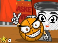 Çılgın Basketbol Topu oyununda hareketli topu kontrol edip basket atmaya çalışıyorsunuz. 50 farklı bölüm bulunan oyunu yanmadan tamamlayın ve ne kadar iyi basketbol atışları yaptığınızı gösterin.  http://www.oyuntr.net/basketbol-oyunlari