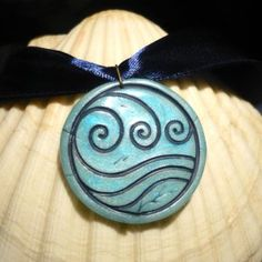Avatar The Last Airbender Katara Necklace Shut Up And Take My Yen : Anime & Gaming Merchandise