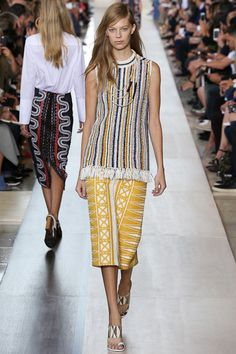Tory Burch Spring 2015 Ready-to-Wear - Collection - Gallery - Look 3 - Style.com