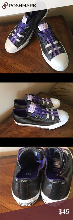 Converse low top Converse low top brand new with out box no tag no trade excellent condition Converse Shoes Sneakers