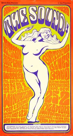 """The Sound""   Jefferson Airplane/Muddy Waters September 23, 29-30 October 1 of 1966 at Winterland  Butterfield Blues Band, September 25, October 2, 1966 at Fillmore Auditorium"
