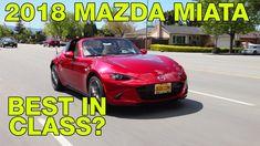 2018 Mazda MX-5 Miata In Depth Review | DGDG.COM Mazda Miata, Oak Tree, New And Used Cars