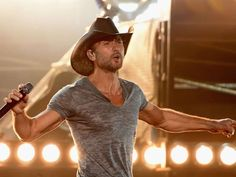 "Tim McGraw - Dimitrios Kambouris/Getty Images  ~ Released 13th new studio album ""Damn Country Music"" on 6 November, 2015"