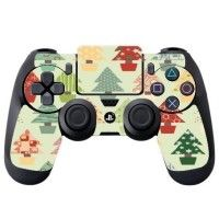 Popular Christmas Tree Print PS4 DualShock4 Controller Vinyl Decal Sticker Skin by PoshPrints   A fun printed decal designed and sold by PoshPrints Read  more http://themarketplacespot.com/video-game-consoles-accessories/popular-christmas-tree-print-ps4-dualshock4-controller-vinyl-decal-sticker-skin-by-poshprints/
