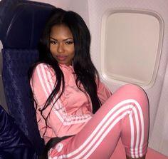 baby pink adidas sweatsuit