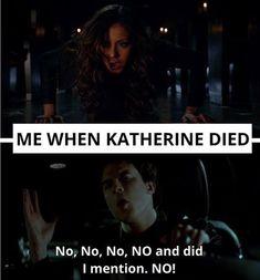 The Vampire Diaries RIP Katherine Pierce - Katerina Petrova #KatherineFierce