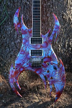 Neal Moser Siren Len G. Custom Electric Guitar