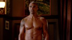 Shemar Moore Shirtless  - Criminal Minds - CBS.com