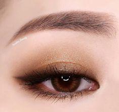 A imagem pode conter: uma ou mais pessoas e close-up Source by ErzaNight Eye makeup