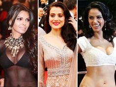 With all the hullabaloo surrounding Bollywood celebrities making starry appearances at Cannes 2013, we are a little surprised at some of them who are actually walking the red carpet! While Sherlyn Chopra was present for the screening of her latest film, Kamasutra 3D, south actor Ram Charan Teja made a bow-tie entry at the prestigious film festival. We are left with the question - Does anyone at all get invited to Cannes? Let's take a look at some Indians we wish were not invited to Cannes…