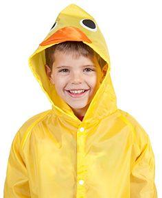 $9 - Cloudnine Children's Duck Raincoat(One size fits all:Ages 5-12) Cloudnine Umbrellas http://www.amazon.com/dp/B00A2Y1904/ref=cm_sw_r_pi_dp_XyD.vb19BXND3