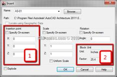 How to Convert AutoCAD Drawing Units from One to Another?
